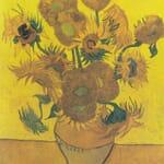 Van Gogh: Napraforgók